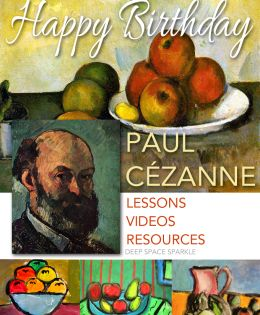 Happy Birthday, Paul Cézanne!