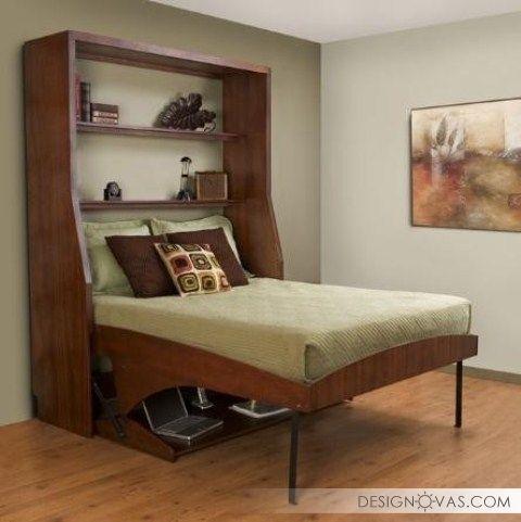56 cool hidden bed ideas |  +1