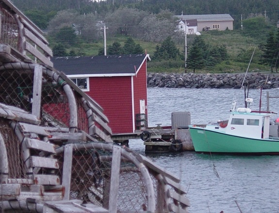 Louisburg, Cape Breton, NS