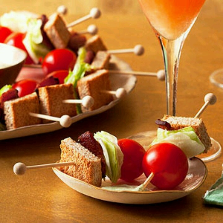 12 best cold appetizers ideas for diy wedding food images for Easy cocktail recipes for parties