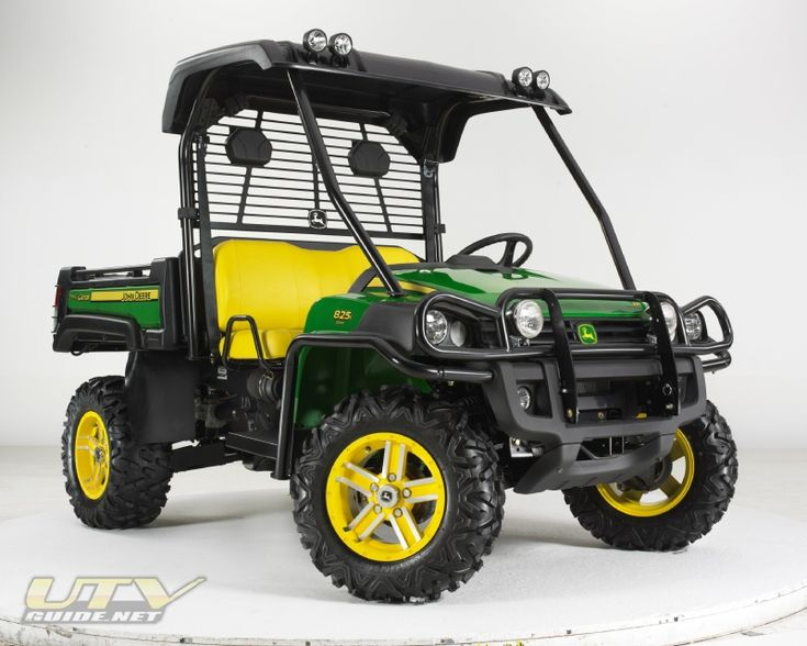 John Deere Gator XUV 825i    this would be so much fun!