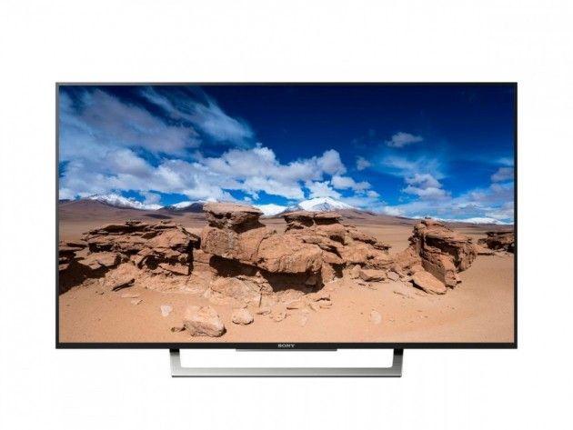 """Sony 49"""" UHD LED Smart TV KD49XD7004   Satelittservice tilbyr bla. HDTV, DVD, hjemmekino, parabol, data, satelittutstyr"""