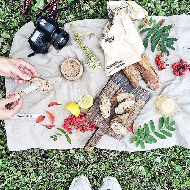 Осенний пикник #ПодМоимиНогами  #UnderMyFoot #underfoot #мирподногами  Фото @kate_morozova