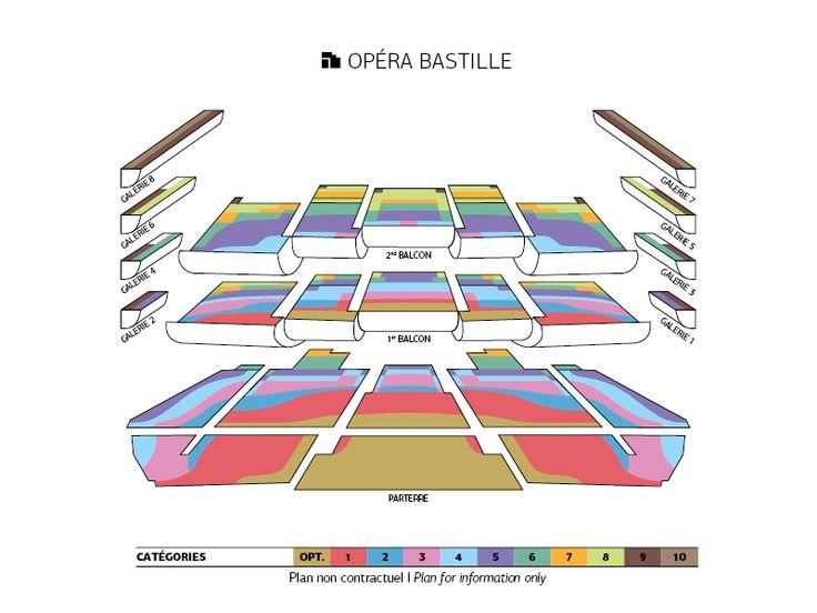 Seat Plan Opera Bastille Bastille Opera 10 Things