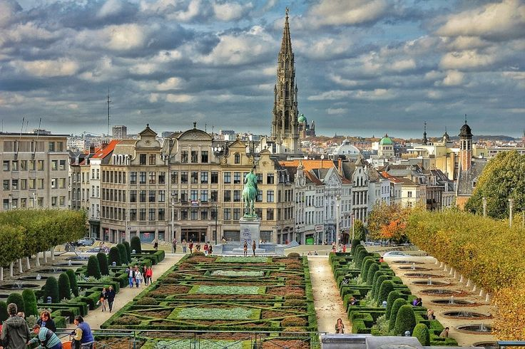 Bilbao – Bruselas (Bélgica) desde 49 € (i/v) | Vuelos a 1 euro