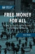 Free Money for All makes the case for a basic income guarantee of $10,000 per adult US citizen. The book shows that a basic income guarantee will increase gross national happiness and gross national freedom, while helping to mitigate some of the worst consequences of rising technological unemployment.