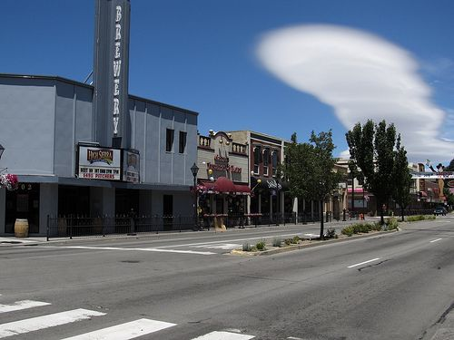 Downtown Carson City, Nevada / http://www.sleeptahoe.com/downtown-carson-city-nevada-2/