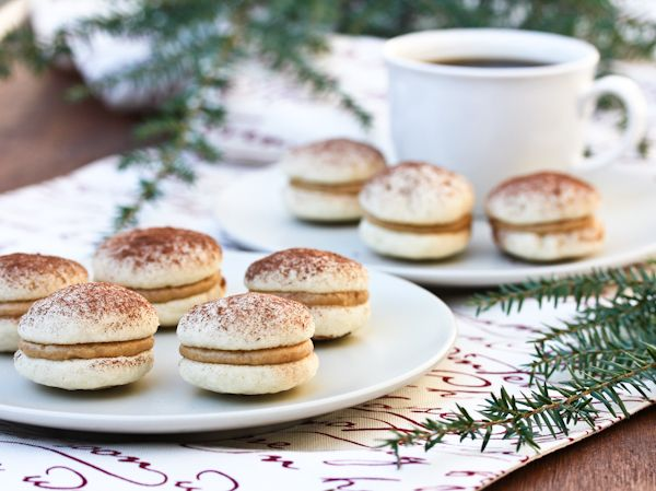 Tiramisu Cookies ~ little nibbles of Italian bliss. A delicately thrilling addition to your holiday cookie lineup. All right folks, I have a confession to