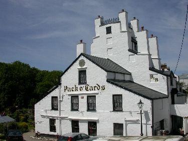 Pack O' Cards Inn, Combe Martin #CombeMartin #NDevon #NorthDevon #Devon