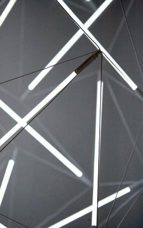 Tensegrity Lights by Michal Maciej Bartosik