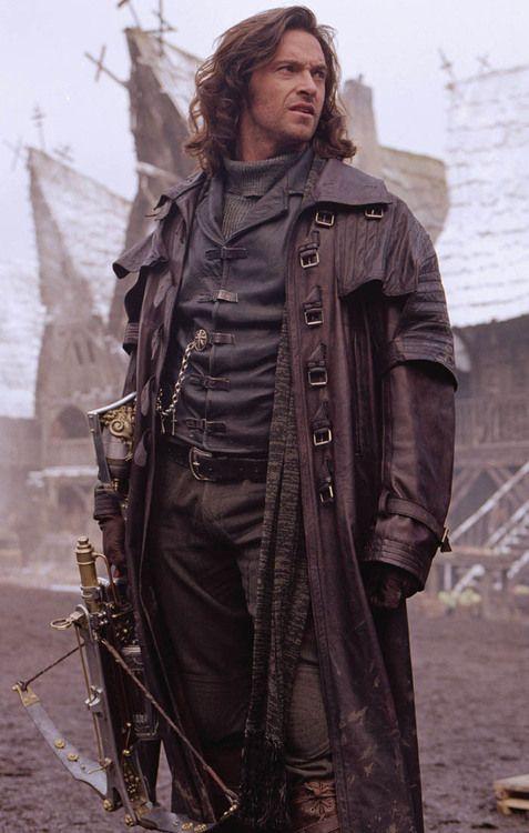 Van Helsing (Hugh Jackman) - Van Helsing (2004)   male warrior   character inspiration   writing   filmmaking   screenwriting   story (Gaston)