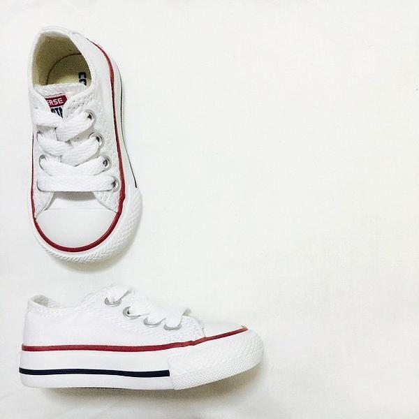 Converse Chuck Taylor® Low Top Sneaker (Baby, Walker & Toddler) | Nordstrom
