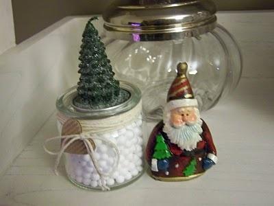 Con encanto . . .: Detalles navideños en casa