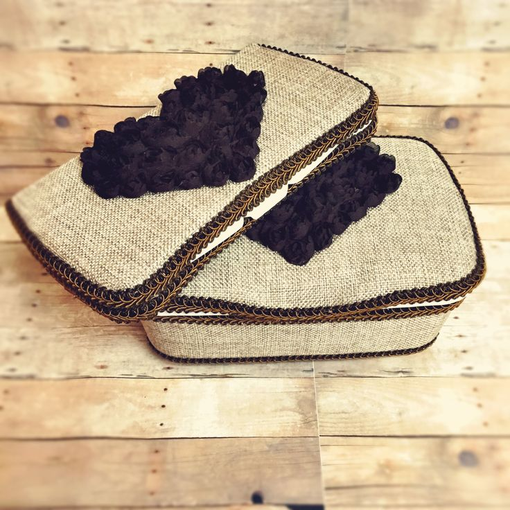 burlap baby wipe case set of 2 burlap and chocolate chiffon heart diaper wipe case chocolate baby gift beige baby nursery leather diaper bag by Ajobebe on Etsy
