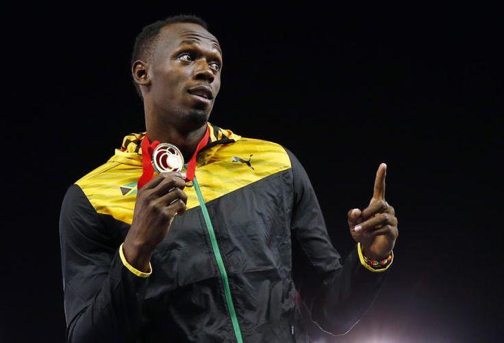 Gold dank Bolt: Usain Bolt hat die 4 x 100-Meter-Staffel von Jamaika als Schlussläufer zur Goldmedaille bei den Commonwealth Games in Glasgow geführt. Der Sprint-Olympiasieger ließ seinen Konkurrenten keine Chance. Die Jamaikaner gewannen in 37,58 Sekunden und stellten damit einen Rekord über diese Strecke bei den Commenwealth Games auf. Mehr Bilder des Tages auf: http://www.nachrichten.at/nachrichten/bilder_des_tages/cme10133,1114397 (Bild: Reuters)