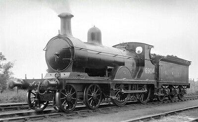LMS  (GNSR)  Pickersgill D41 class  4-4-0