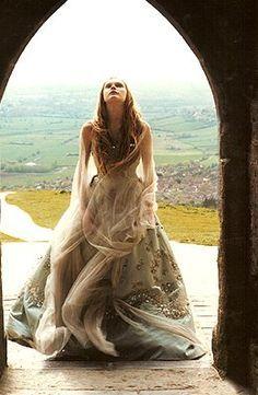 fairy medieval dress