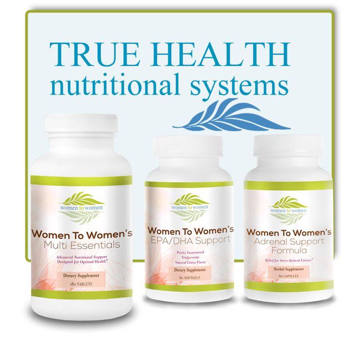 True Health – Feeling Wired Adrenal System   Women To Women - Store