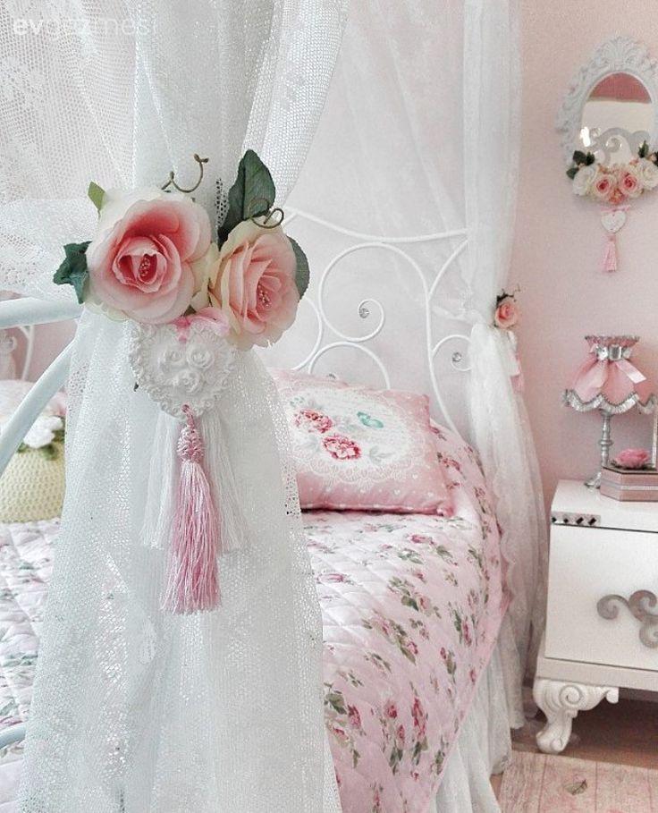 Yatak Odası, Yatak tacı