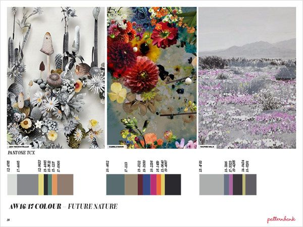 Autumn/Winter 2016/17 Print Trend Report Part 2 + 64 Stock Designs | Patternbank