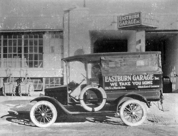 Eastburn Garage, Inc. East 174 Street & Morris Avenue