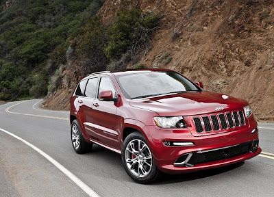 2012 Jeep Grand Cherokee SRT8 in 2020 | Jeep grand ...