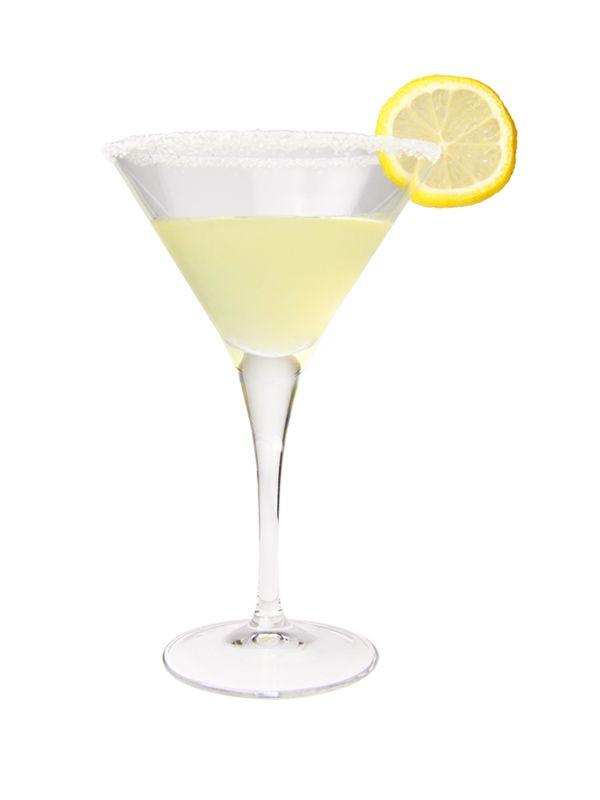 Lemondrop Martini  - 2 oz Snowfox vodka - ¾ oz lemon juice  - ¾ oz simple sirup  - Lemon zest (3 strips)    Muddle lemon zest and simple sirup, combine ingredients in shaker with ice then strain into a chilled martini glass.    Presentation: lemon wheel and sugar rim (optional)