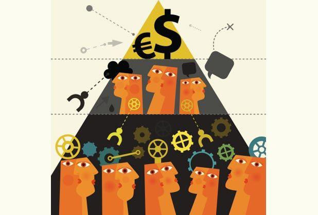 6 pasos para crear una Organización Inteligente   Alto Nivel