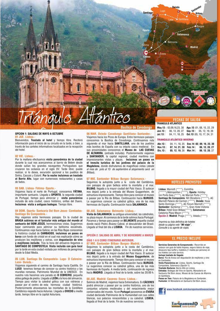 ¡Conócelo!  http://www.europamundo.com/Itinerario_Menu.aspx?paisID=1rutaID=289