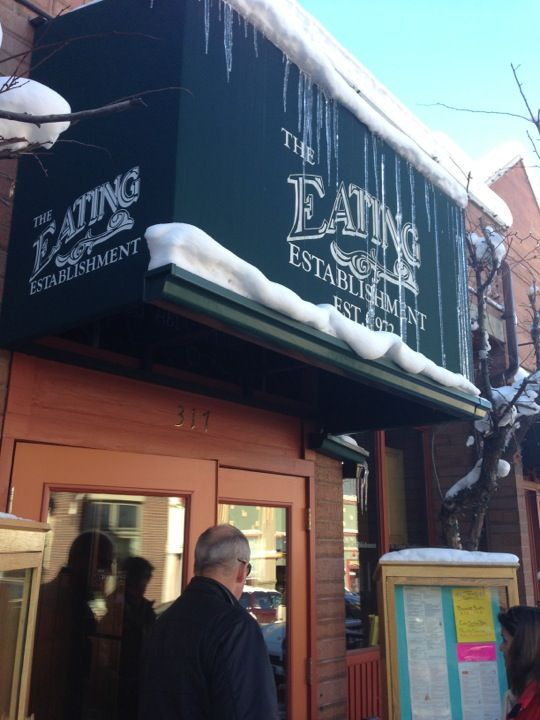 Best Park City Restaurants: The Eating Establishment. Been going here since I was a toddler, their home fries and french toast are amazing!