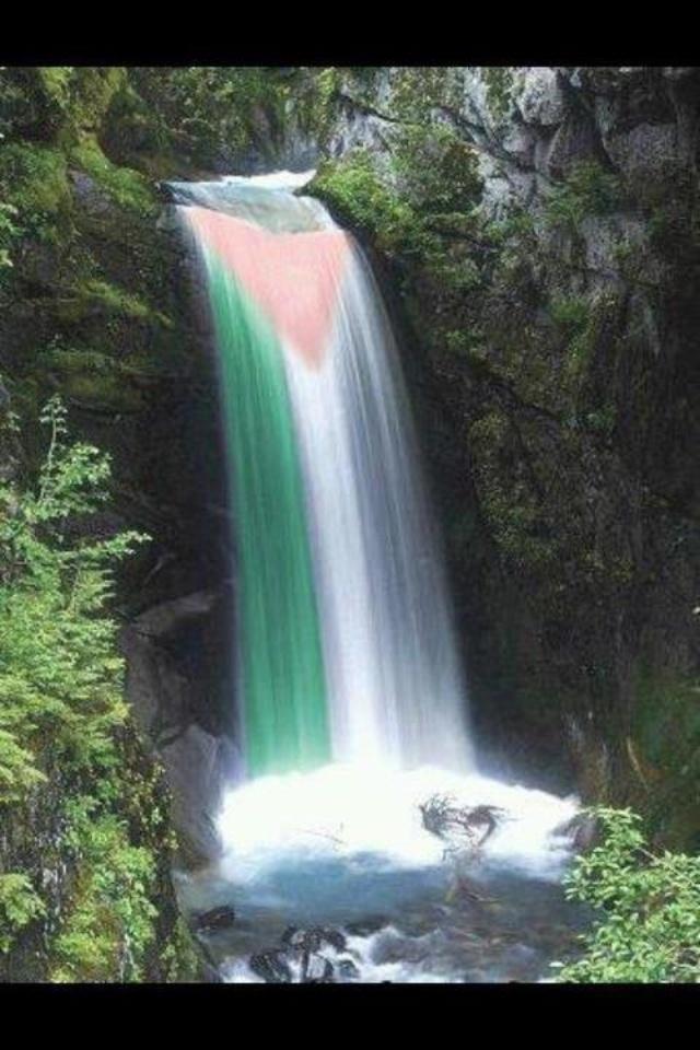 waterfall   Palestine-Art   Waterfall, Beautiful places to ...