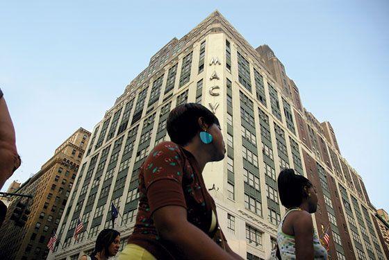 Macy's Herald Square - A Department Store - The Profit Calculator -- New York Magazine