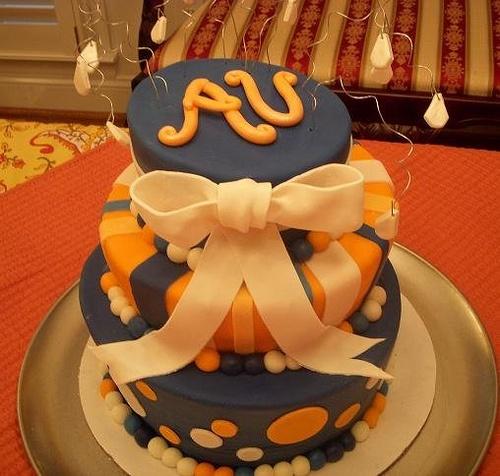 Auburn Cake :)