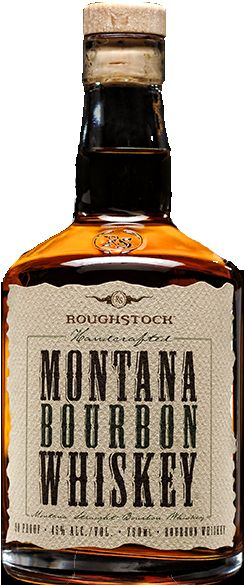 Montana Straight Bourbon Whiskey from Roughstock Distillery