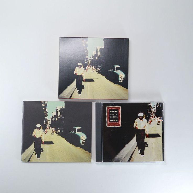 Buena Vista Social Club [Slip Cover, Booklet, Jewel Case, 1CD] Latin, Cuba #CubanSon