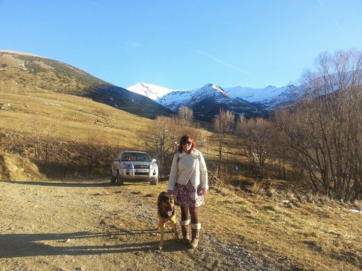 #ValldeBoí #Pirineos #nieve #vacaciones #viajes #esqui