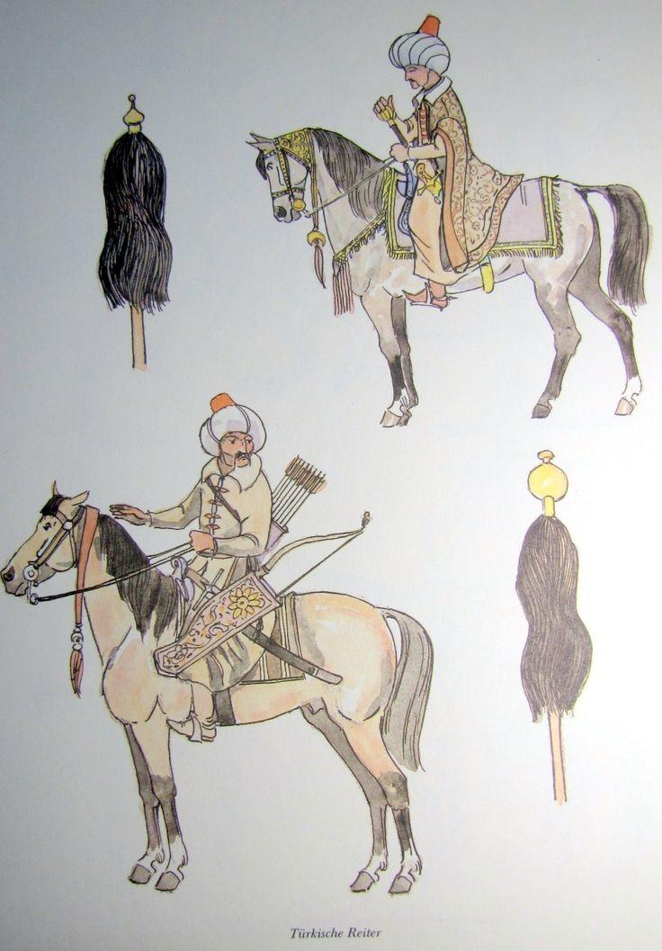 türkische Reiter