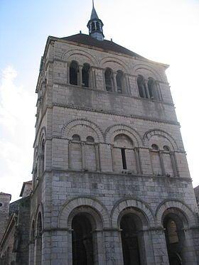 Église Abbatiale Saint-Léger Ebreuil