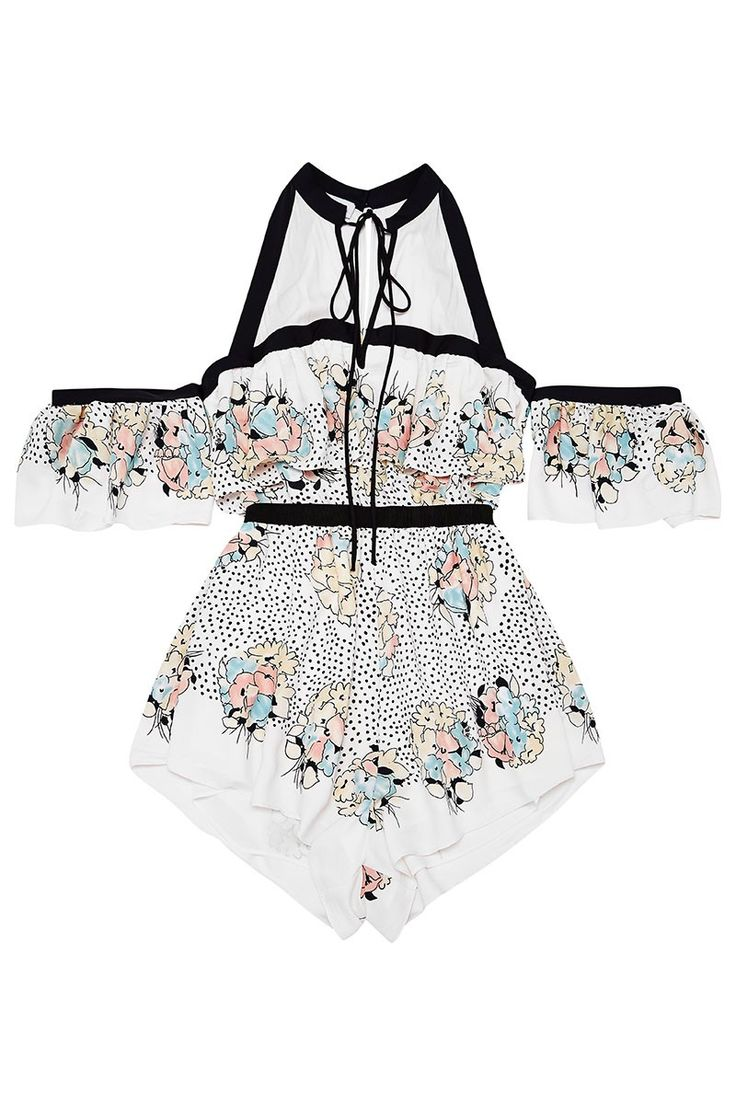alice McCALL Nothing Compares Playsuit