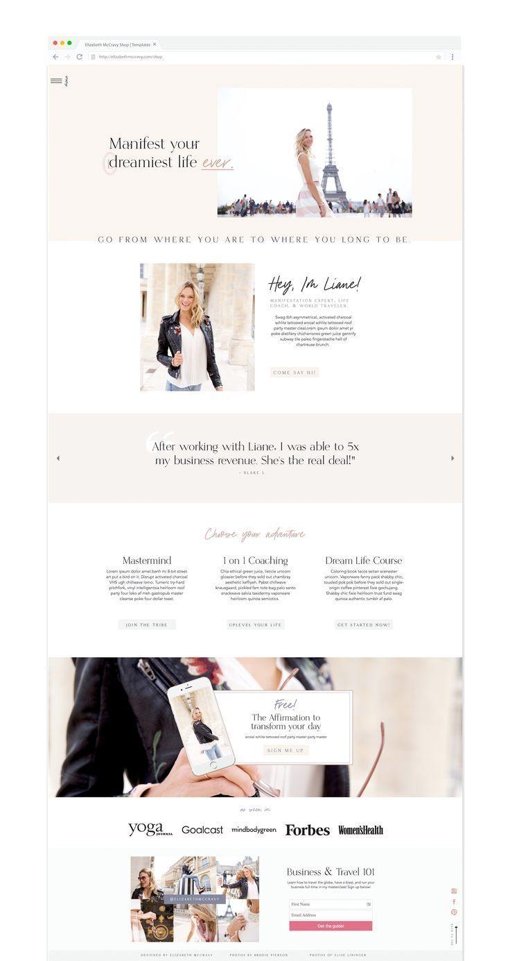 Customize Website Templates Web Design Web Design Mobile Design Website