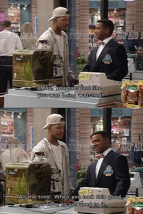 fresh prince of bel air :)