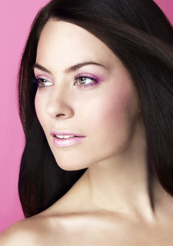 Get The Look: Pink Monochrome. Hair & Makeup by Adriano Morassut.   www.plutinogroup.com