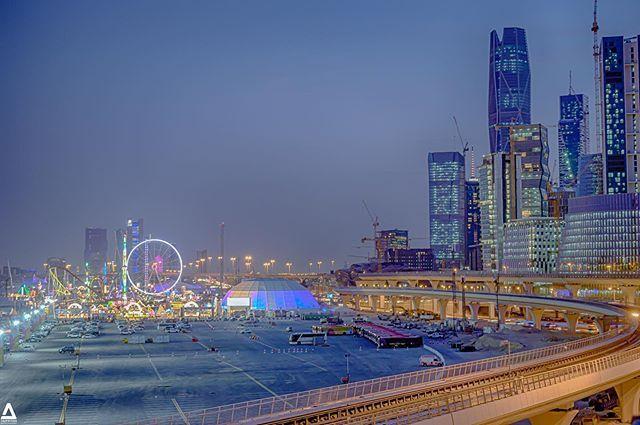 Winter Wonderland Riyadh وندرلاند Nikonz6 Nikon Lens 24 70 F 4 S1 6 Iso 320 Architecturephotographer Abstract Arch Saudi Arabia Riyadh Architecture