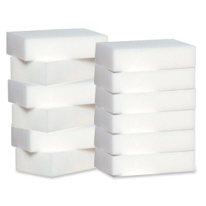 mr. clean's magic secret - melamine foam