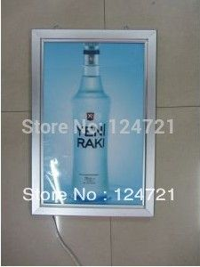 ==> [Free Shipping] Buy Best 2014 New Inventions Clip Snap Open Slim Light Box Led Online with LOWEST Price | 1133531611
