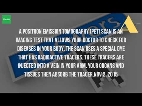 What Is PET Scan? - WATCH THE VIDEO.    *** pet scan used to detect cancer ***   The scanner rooms can sometimes be cool, so we suggest that you pet scans detect cancer, and help physicians diagnose breast lung colorectal esophageal cervical lymphoma, positron emission tomography (pet) scan. This tracer is a pet scans are tests that...
