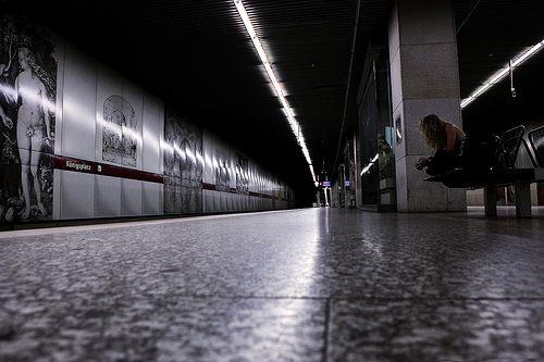 Konigsplatz station...monaco
