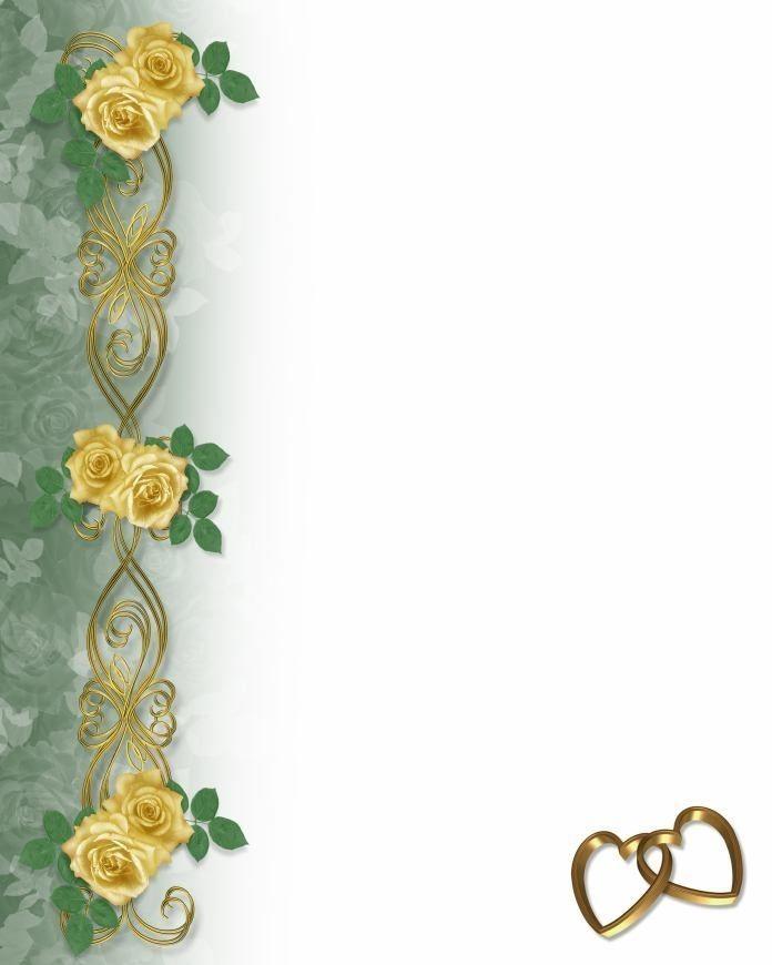Wedding Invitation Background Designs Free Download Pink
