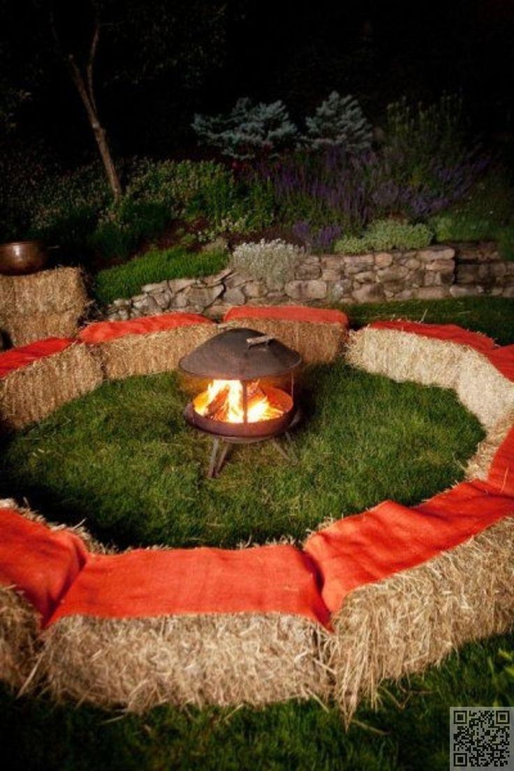 11. les #banquettes - 51 idées pour #votre mariage en #plein air... → #Wedding