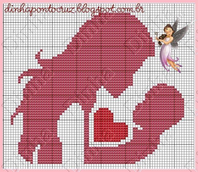 Mother pattern by Dinha Ponto Cruz